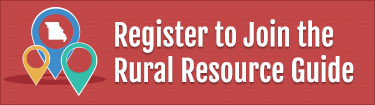Register to Join the Rural Resources Guide