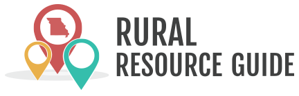 Visit Missouri Rural Resource Locator home page